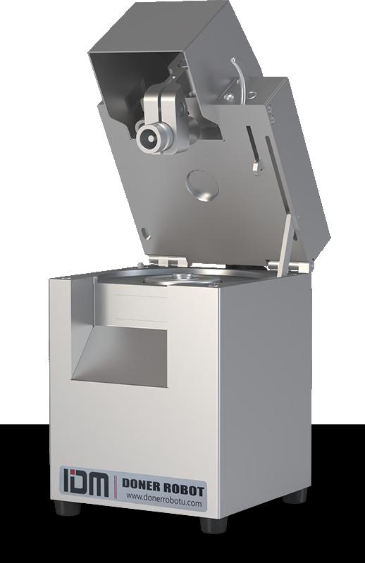 Wide Cut Grinding Machine