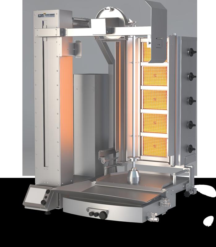 150kg Doner Robot (5R)