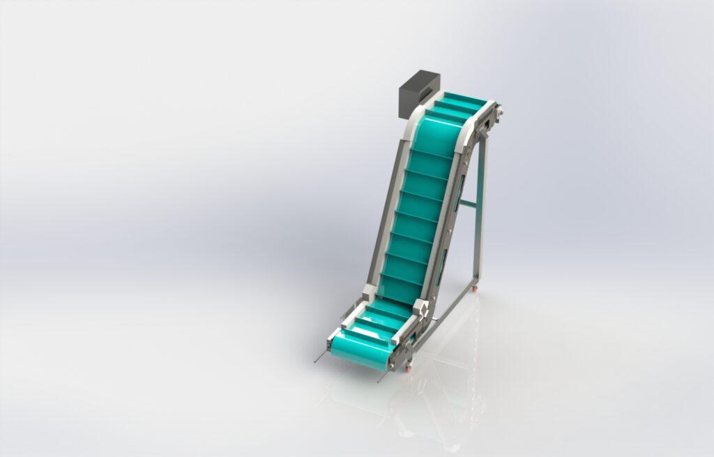 Z Type Conveyor Belt